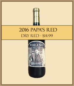 2016 Pap's Red
