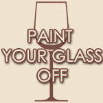 Paint your Glass off With Erika